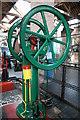 SJ8397 : Museum of Science & Industry - atmospheric gas engine by Chris Allen
