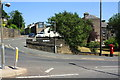 SE0524 : North end of Tuel Lane at Burnley Road junction by Luke Shaw