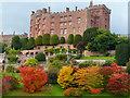 SJ2106 : Autumn colour, Powis Castle by Robin Drayton