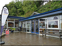 SX9364 : Entrance to Kents Cavern by Stephen Craven