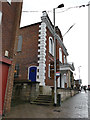 SX9292 : George's Meeting House, South Street, Exeter by Stephen Craven
