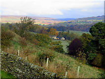NZ0021 : Teesdale north from Gueswick Hills by Andrew Curtis