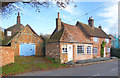 SP8719 : Old Buildings in Wingrave by Des Blenkinsopp