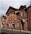 NY3956 : Methodist Central Hall, Fisher Street, Carlisle by Bill Harrison