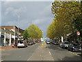 TQ5839 : Mount Pleasant Road, Tunbridge Wells by Malc McDonald