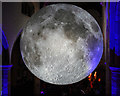 SD4761 : Museum of the Moon, Lancaster Priory by Ian Taylor