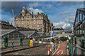 NT2573 : Waverley Station by Ian Capper