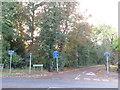 TQ3867 : Hawksbrook Lane, near West Wickham by Malc McDonald