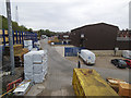 SE2834 : Milford Building Supplies  by Stephen Craven