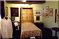 SP8851 : Cowper's bedroom by Tiger