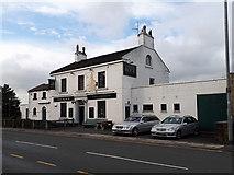 SE2435 : The Rock Inn, Leeds and Bradford Road, Bramley by Stephen Craven