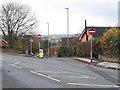 SE2335 : Top of Rock Lane by Stephen Craven