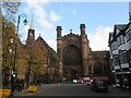SJ4066 : Chester  Cathedral  a  former  Benedictine  Abbey by Martin Dawes