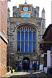 TQ9220 : St Mary the Virgin Church, Rye, East Sussex by P L Chadwick