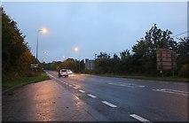 SU6288 : Crowmarsh Hill, Crowmarsh Gifford by David Howard