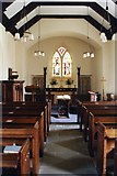 NY1717 : St James Church, Buttermere by Peter Jeffery