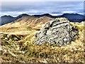 NN3100 : Beinn Bhreac - North Ridge by Raibeart MacAoidh