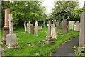 SX4563 : Churchyard, Bere Ferrers by Derek Harper