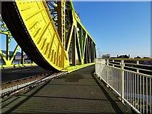 TA1028 : Drypool Bridge, Kingston upon Hull by Bernard Sharp