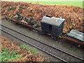 SO7289 : Severn Valley Railway - steam crane by Chris Hodrien