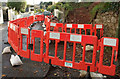 SX9064 : Grid line failure, Teignmouth Road, Torquay by Derek Harper