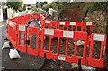 SX9064 : Grid line failure, Teignmouth Road, Torquay by Derek Harper