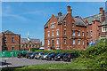 TQ1656 : Main building, St John's School by Ian Capper