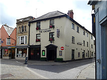 SP0202 : The Crown public house, Cirencester by JThomas