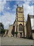 SP0202 : St John the Baptist Church, Cirencester by JThomas