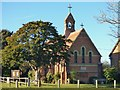 SU7736 : St Mary Magdalene Church in Oakhanger, Hampshire by John P Reeves