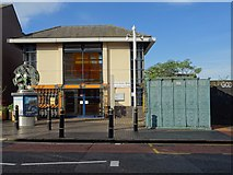 SP0687 : Entrance to Jewellery Quarter Station by Philip Halling
