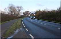 TL3573 : Station Road, Bluntisham by David Howard