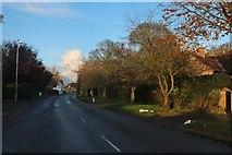 TL3674 : High Street, Bluntisham by David Howard