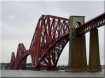 NT1378 : The one and only Forth Bridge!! by Des Colhoun