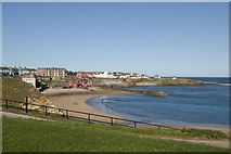 NZ3671 : Cullercoats Bay by Mark Anderson