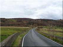 SD1196 : A595, Muncaster Bridge by JThomas