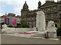 NS5965 : War memorial, George Square, Glasgow by Stephen Craven