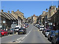 NZ0416 : The Bank, Barnard Castle by Andrew Curtis