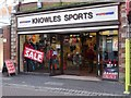 SO8454 : Knowles Sports by Philip Halling