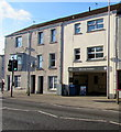 SN4120 : Oliver Evans Funeralcare in Carmarthen by Jaggery