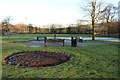 NS6113 : Castle Green, New Cumnock by Billy McCrorie