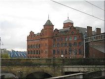 NZ2463 : The Turnbull, Newcastle upon Tyne by M J Richardson