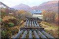 NN1961 : Pipeline from Blackwater Reservoir by Jim Barton
