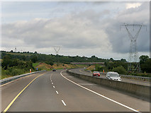 R7974 : Eastbound M7, Ballywilliam by David Dixon