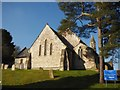 SU8244 : St Peter's Church in Wrecclesham, Surrey by John P Reeves