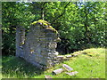 NZ0020 : Remains of Balder Mill by Andrew Curtis