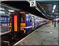 NY4055 : Carlisle Railway Station by JThomas
