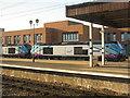 SE5951 : York station, south end by M J Richardson