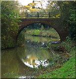 SP7288 : Saunt's Bridge No 11 by Mat Fascione