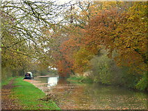 SP7289 : Market Harborough Arm of the Grand Union Canal by Mat Fascione